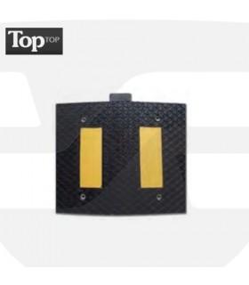 Reductor de velocidad 600x500x50,reflectante triangulo, TopTop