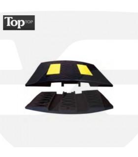 Reductor de velocidad pasacables 600x500x50,reflectante triangulo, TopTop