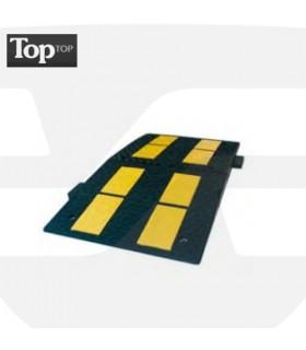 Reductor de velocidad 900x500x50,reflectante banda, TopTop