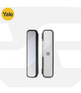 Cerradero para cerradura digital sobreponer puerta cristal, YDG313. YALE