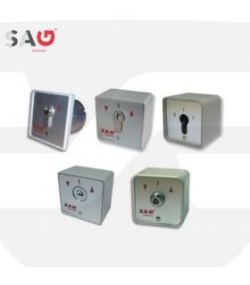 Cajas de contacto electricas, SAG Seguridad