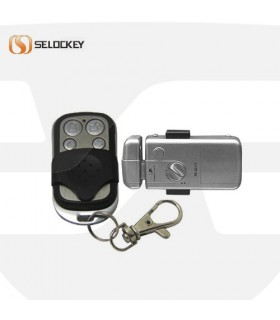 Mando a distancia cerradura seguridad invisible Selockey