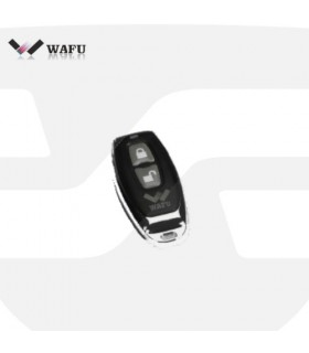 Mando a distancia cerradura seguridad invisible Keyless Lock, Wafu