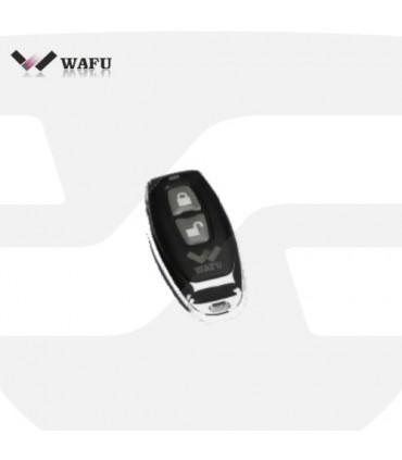 Mando a distancia cerradura seguridad invisible Keyless Lock, Wafu