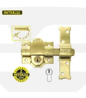 Cerrojo Seguridad 31B,  INTER