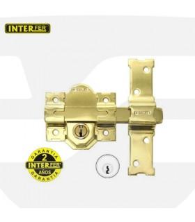 Cerrojo Seguridad 21B,  INTER