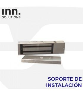 Soporte instalación cerradura electromagnética ,EXIT-DOOR Terminal Inn Solutions