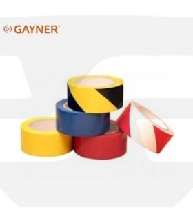 Cinta adhesiva señalización, 78-820, Gayner