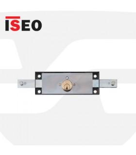 Cerradura persiana metálica , Serie 641010 ,ISEO