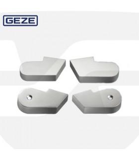 Embellecedores para accesorios de cierrapuertas de suelo, Geze