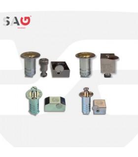 Cierre persiana metálica  Serie CP, SAG Seguridad