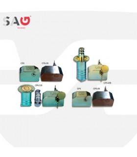 Cierre persiana metálica  Serie CP5/6, SAG Seguridad
