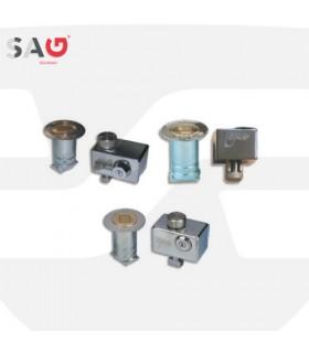Cierre persiana metálica  Serie BB7, BB8, BB9 y BB17. SAG Seguridad