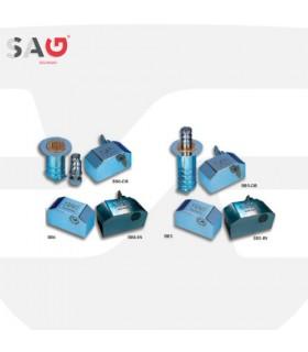 Cierre persiana metálica  Serie BB5/6, SAG Seguridad