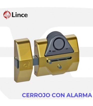 Cerrojo LINCE Serie 7930RSA con Alarma