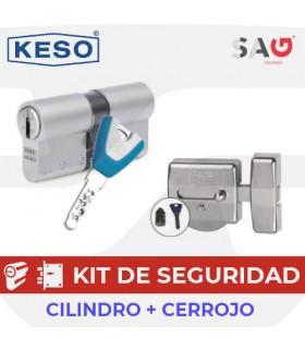 Kit 8000Ω Premium + Cerrojo SAG EP50, KESO