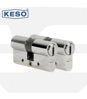 Pareja de Cilindros Alta Seguridad 4000Ω Master Reforzado, KESO