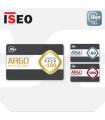 Tarjetas de llave virtual Argo, Iseo