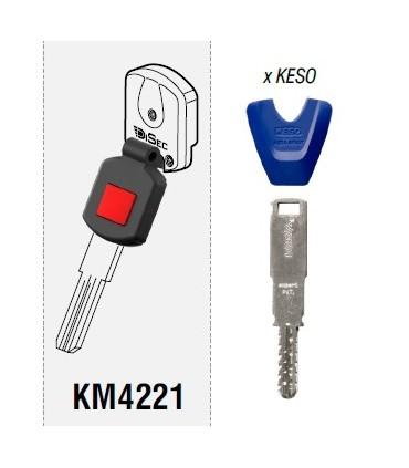 Clip de Llave para Llave Magnética DISEC MGKEY30