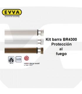 Kit protección fuego Barra transversal BR 4300, EVVA
