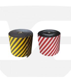 Protector de columnas en bobina diagonal de 700x20/10mm, Divetis