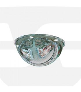 Espejos vigilancia 4 direcciones media esfera horizontal , Divetis