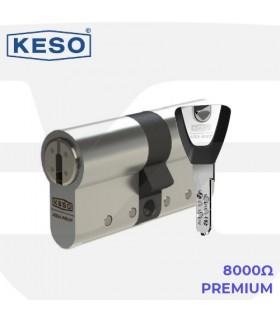 8000Ω2 Premium, KESO. Cilindro Alta Seguridad