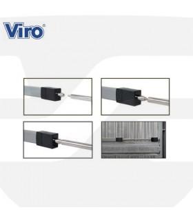 """Kit alargamiento barra transversal  mecánica """"Spranga"""",  VIRO"""