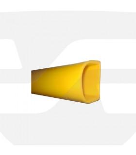 Protector antichoque cerrado en PVC, TOPTOP