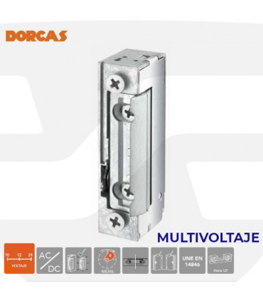 Abrepuertas eléctrico multivoltaje DORCAS Serie 99
