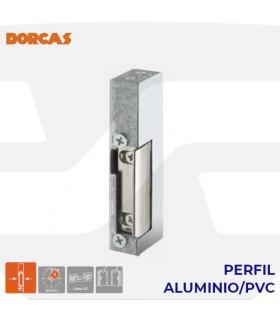 Abrepuertas Eléctrico  para perfiles aluminio/PVC. DORCAS Serie 42