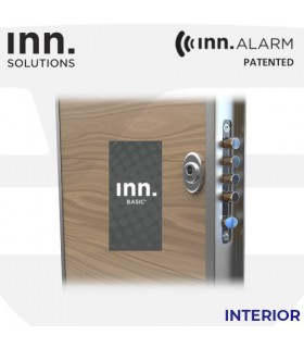 Puerta Interior alta seguridad Inn Door Basic + con detección anticipada, INN Solutions