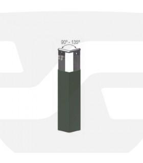 Paragolpe vinílico con peril aluminio, TopTop
