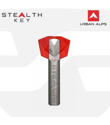 Llave copia o adiccional de cilindro Stealth Key de Urban Alps