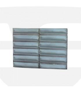 Bandón hueco para puertas y paredes de 190mm, TT134, TopTop