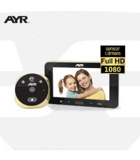 Mirilla Digital AYR serie FACE 759 HD