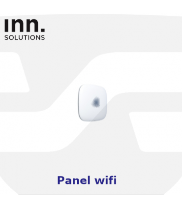 Panel  Wifi de comunicación , Inn Solutions