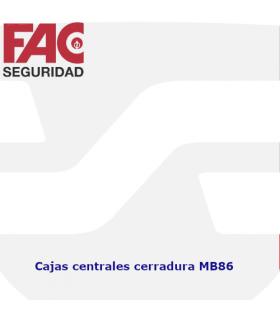 CAJA CENTRAL CERRADURAS ALTA SEGURIDAD , FAC