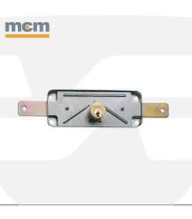 Cerradura persiana metálica , Serie 1511 ,MCM