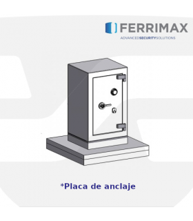 PLACA DE ANCLAJE, FERRIMAX