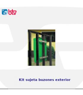 Kit sujeta buzones de exterior, BTV