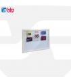 Tablones de anuncio sin puerta serie Flat de BTV