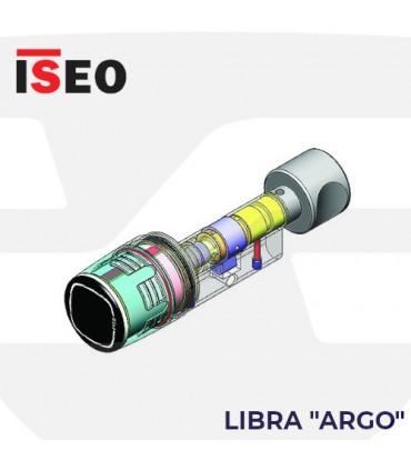 """Cilindro electrónico Libra, versión """"Argo""""ISEO"""