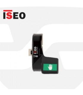 Dispositivo salidas emergencia Placa presión PAD, ISEO