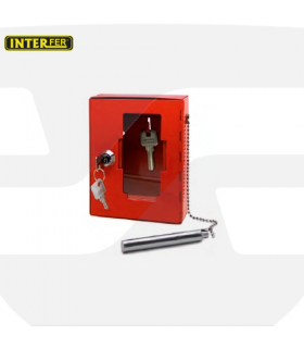 interfer caja llave emergencia