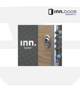 Puerta alta seguridad Inn Door Basic +, INN Solutions