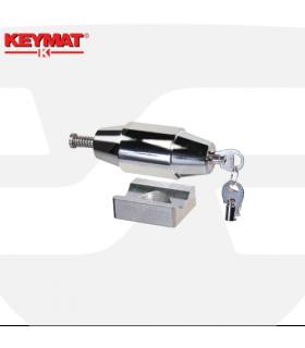 Cerraduras puertas metálicas basculantes K6 y CB-60 de Keymat