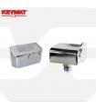 Cerraduras puertas metálicas enrollables o persiana T92 y T95 de Keymat