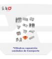Cilindros sustitución candados de trasporte de Sag