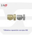 Cilindros sustitución cerrojos de Sag